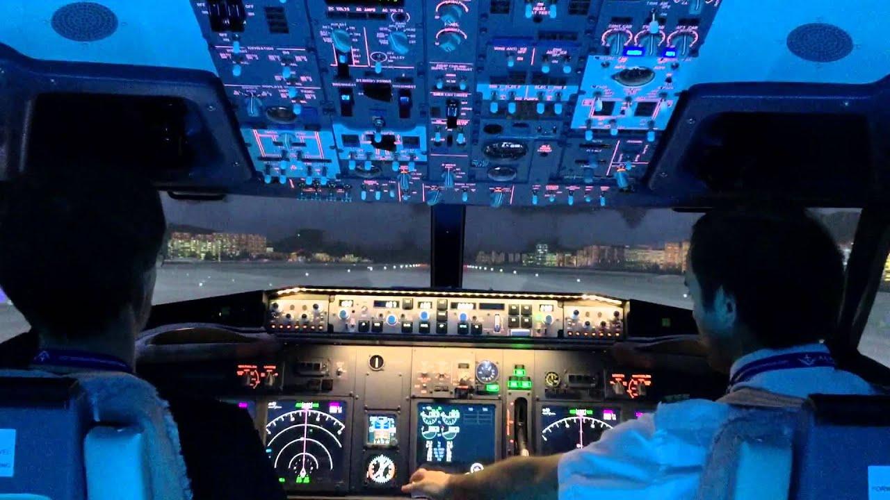 Simulateur de vol professionnel pour grand public!