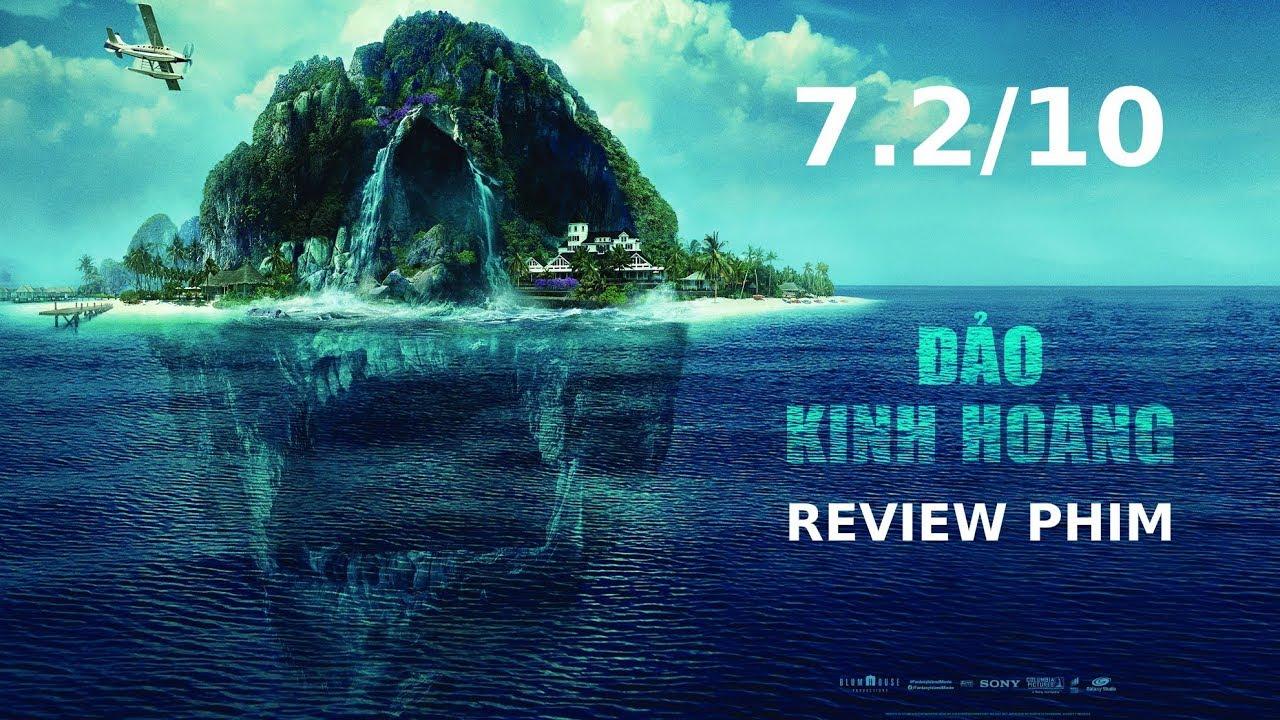 Cái giá KHỦNG KHIẾP khi đến Đảo Kinh Hoàng (Fantasy Island) – Review phim chiếu rạp