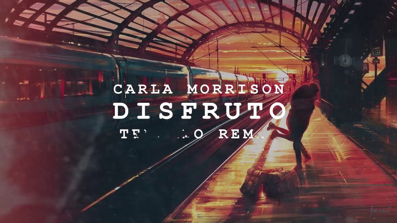 Carla Morrison - Disfruto (TENORIO Remix) (Lyric Video)