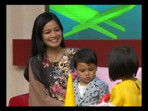 Lihat Lucunya Anak Ayu Dewi PDKT Sama Anak Titi Kamal