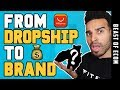 Turn WINNING Shopify Products Into MILLION DOLLAR BRANDS - (Dropshipping)