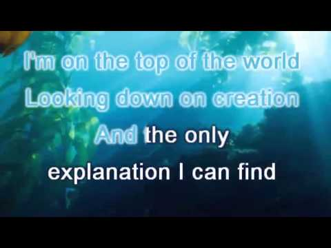 the-carpenters-top-of-the-world-lyrics