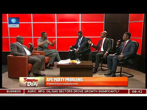 Analysts Disagree Over APC Parallel Congress In Lagos Pt.3 |Sunrise Daily|