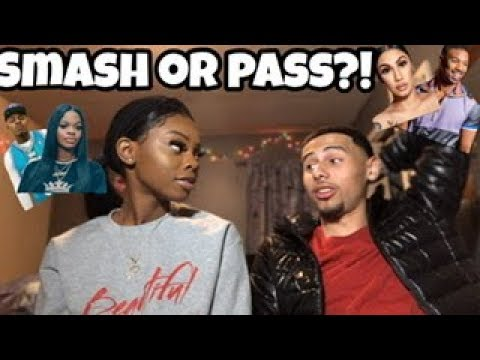 Smash Or Pass ?! Celebrities/ Youtubers Edition | Ft. Corey |