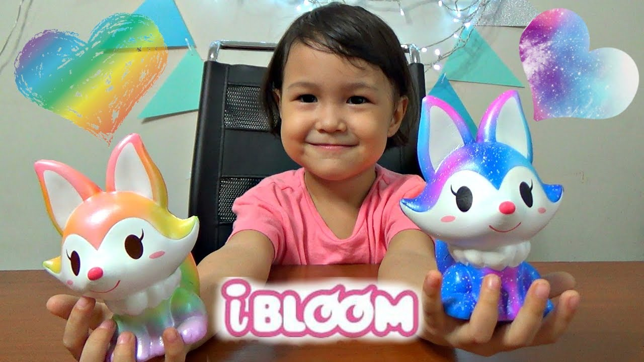 Ibloom Squishy Haul : New Ibloom Squishy Package Unboxing Paket Squishy - YouTube
