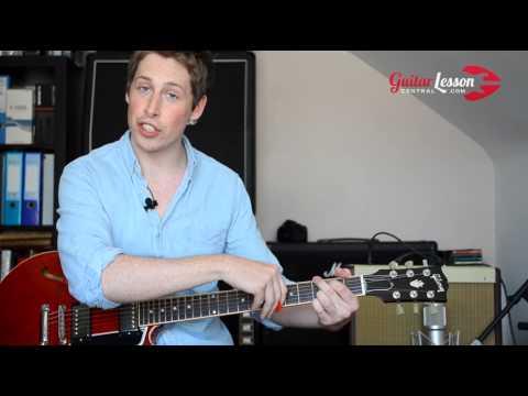 Guitar Lesson Q&A // Major vs Minor Key