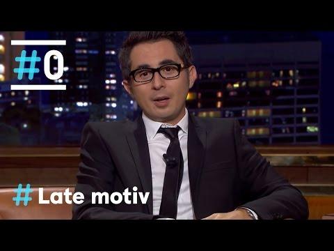 Late Motiv: ¡Hay un Berto bajo la mesa! - Consultorio de Berto #LateMotiv134 | #0