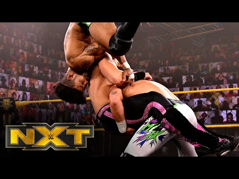 NXT Tag Team Champions MSK vs. Breezango – Non-Title Match: WWE NXT, May 11, 2021