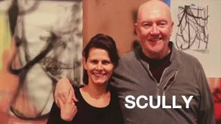 Exhibition: Sean Scully + Liliane Tomasko