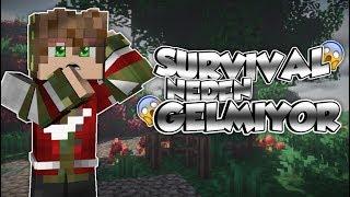 SURVİVAL NEDEN GELMİYO!  - Minecraft 1.14.3 Survival Bölüm 4