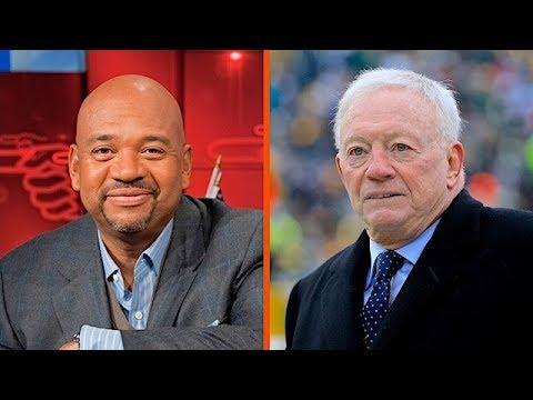 ESPN's Michael Wilbon Calls Out Jerry Jones for His