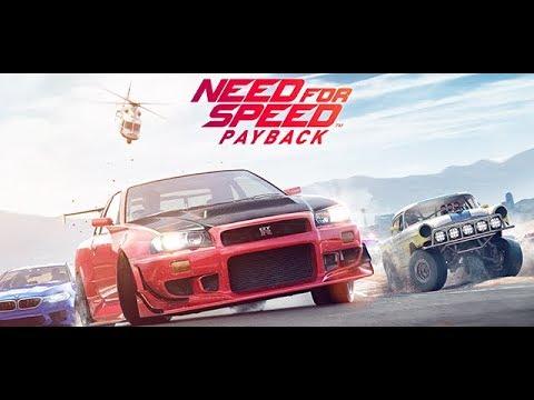 [TRẢI NGHIỆM GAME] Need For Speed Payback – Siêu phẩm game đua xe mới nhất của EA