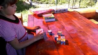 Кубики с животными Зоопарк(Кубики Зоопарк с картинками животных состоят из 12 кубиков, из которых Ваш ребенок сможет собрать не 6, а..., 2015-08-10T06:59:08.000Z)