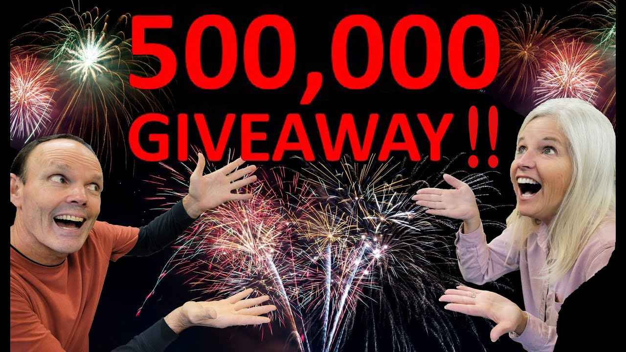 500,000 GIVEAWAY AT JORDAN FABRICS!!!