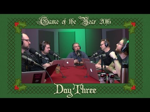 Game of the Year 2016: Day Three Deliberations