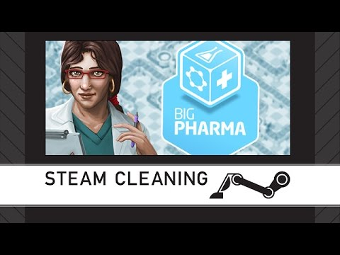 Steam Cleaning - Big Pharma