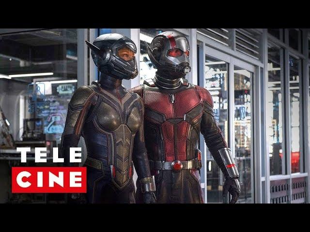 Homem-Formiga E A Vespa | Trailer | Telecine