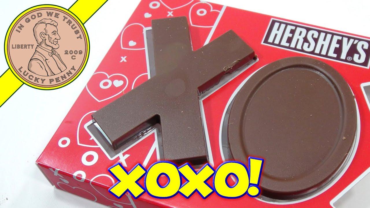 Hershey s XOXO Valentine s Milk Chocolate Bar