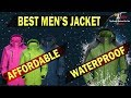 Men's Waterproof Hooded Army Solid Casual Coats - Which is best waterproof coats?