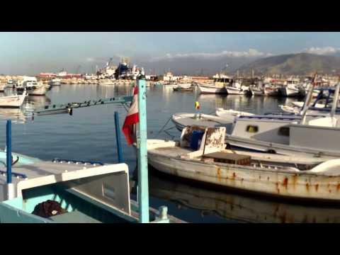 Al-Mina Seaport Tripoli LEBANON