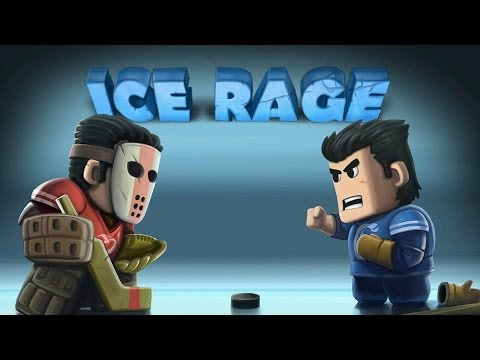 Ice Rage - Android - HD Gameplay Trailer