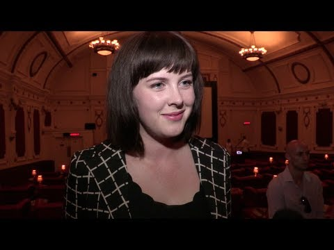 Trap for Cinderella - Premiere Interviews Alexandra Roach, Iain Softley and Kerry Fox