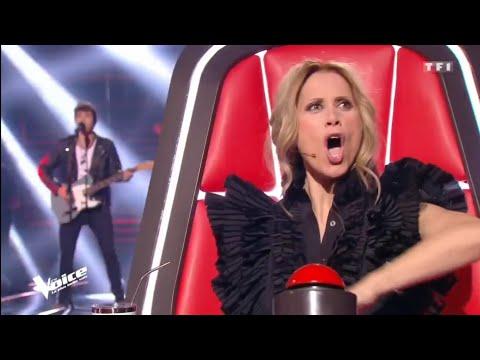 The Voice la plus belle voix 2020 BLOQUE
