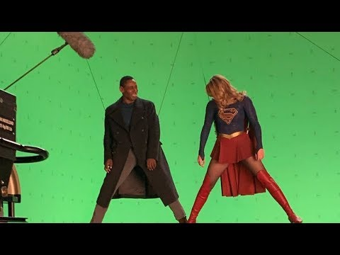 Supergirl TV Series Behind The Scene Fun Moments - May 2019