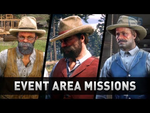 Red Dead Redemption 2 - All Evolving Area Events & Missions thumbnail