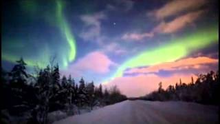 Мурманск .Фотограф снял на видео северное сияние(Мурманск .Фотограф снял на видео северное сияние. Удивительное природное явление удалось запечатлеть жите..., 2015-01-05T15:35:29.000Z)