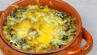 The Ultimate 4 Cheese Spinach Dip Recipe - Chris De La Rosa