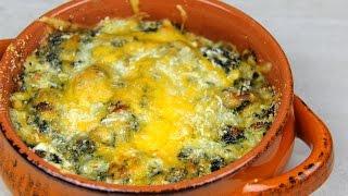 The Ultimate 4 Cheese Spinach Dip Recipe - Chris De La Rosa