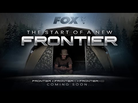 FOX FRONTIER BIVVY - Carp Fishing Shelter