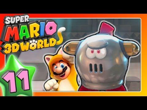 Ohne GamePad darfst du dieses Level nicht spielen! 🐱 SUPER MARIO 3D WORLD Part 11