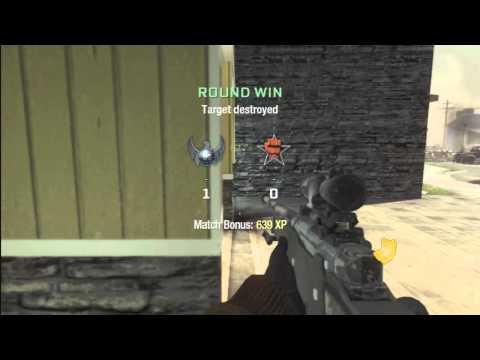 Call Of Duty BlackOps: NOSCOPE TRIPLE HEADSHOT | By ukBodz
