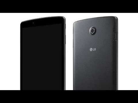 LG G Pad 4 Tablet Review specification