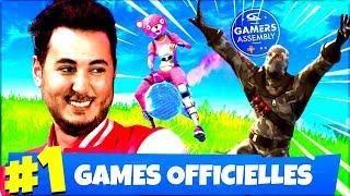 LES GAMES OFFCIELLES COMMENCENT ! (ft. MANE) ► FORTNITE GAMERS ASSEMBLY #2-3