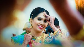 Happiness means you | Gomathi + Karthik | The Grand South Indian Wedding Teaser | 2017