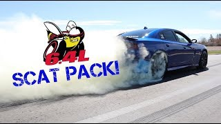 Dodge Charger Scat Pack Review *Car Enthusiast POV*