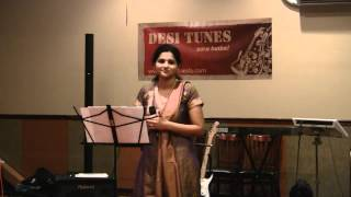 Desi Tunes 2012 - Chali Chaliga (Telugu Karaoke) - Shilpa Parimala