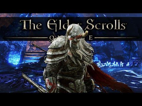 Скайрим по сети // The Elder Scrolls Online - #1
