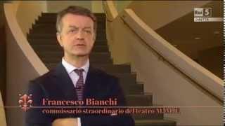 Rai5 - Francesco Bianchi all'Opening Gala