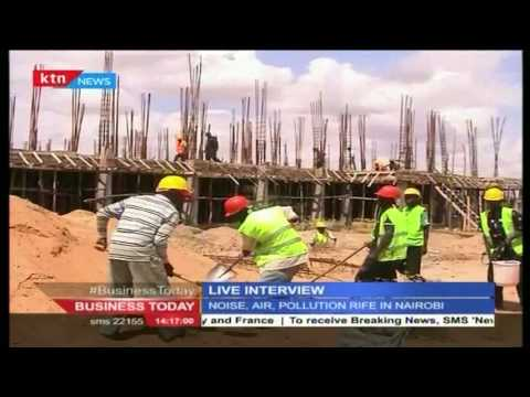 Business Today 2nd June 2016 Kenya's Construction Industry