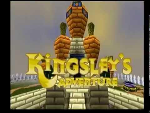 [PS1 Longplay] Kingsley's Adventure Part 1