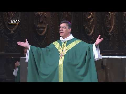 Messe du 17 juin 2018