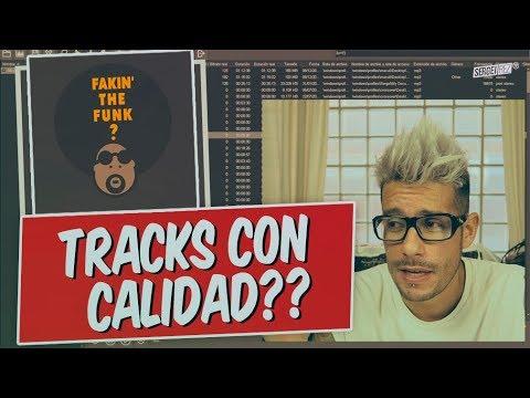 FAKIN' THE FUNK: que no te engañen con la calidad de los tracks Mp3