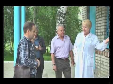 Визит руководителей города в детскую поликлинику