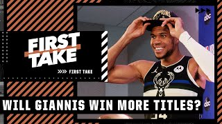Will Giannis win more titles in Milwaukee? Stephen A. and Max debate