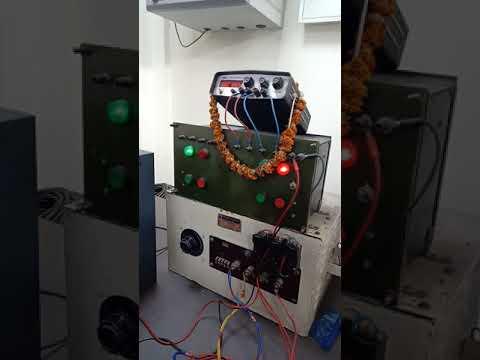 Siemens MPR relay testing