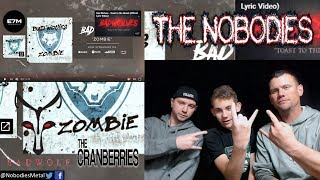 NOBODIES REACTION!!!: Zombie (Bad Wolves/The Cranberries)! SPECIAL GUEST!